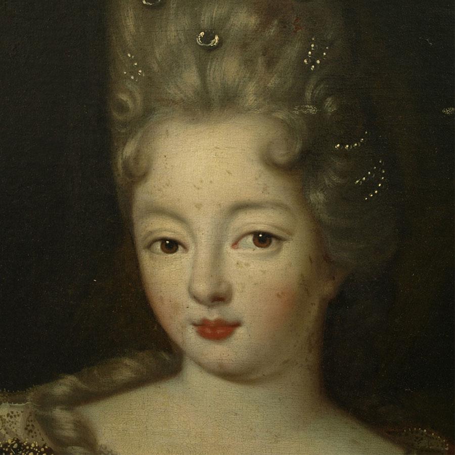 Before-Mademoiselle de Blois