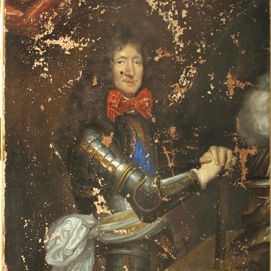 Before-Duc de Beauvilliers - Château de Chambord