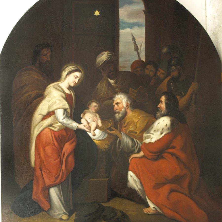 After-Adoration des rois mages (Lignères 41)